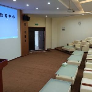 湖南农大法学院MPA教育中心报告厅项目