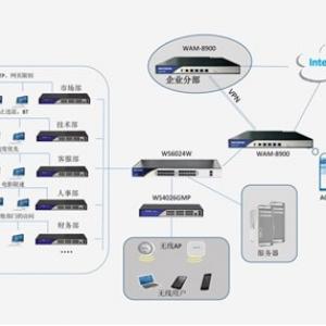 天健会计师事务所网络及安防系统