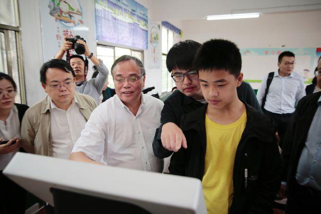 """网易公益""""一块屏"""" 守护万名学子梦想,让中国处处都是学区房(图3)"""